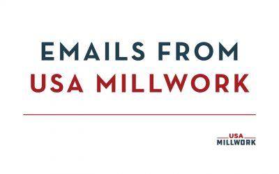 USA Millwork Email Addresses