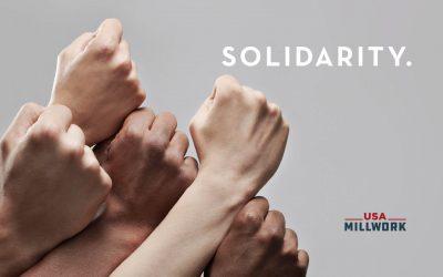 Solidarity.