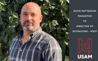 David Patterson Promotion